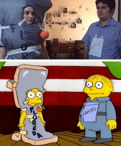 This Has To Be The Best Simpsons Cosplay Ever