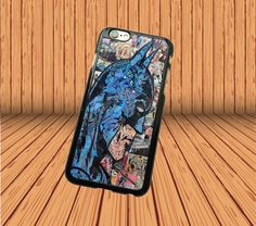 Marvel Batman for iPhone 5/5s/SE Hard Case Cover #designyourcasebyme