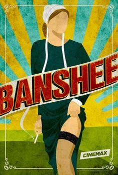 Extra Large Movie Poster Image for Banshee