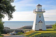 Hampton #Lighthouse - Nova Scotia - #Canada (1280×862) http://dennisharper.lnf.com/
