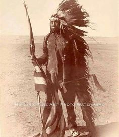 Red Cloud,  Lakota