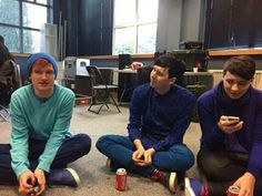 Dan is me in every social situation