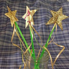 Witches And Wizards Week Magic Wand Craft Easy