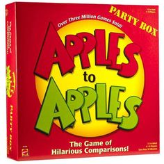 Apples to Apples favorite-games-of-all-time