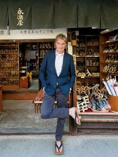 Paul smith in Japan
