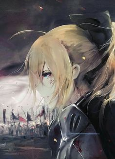 Inspirationally Sane By Art And Music : Photo - Fate Zero Art Manga, Chica Anime Manga, Kawaii Anime, Anime Art, Fantasy Character, Character Art, Violet Evergarden Anime, Arturia Pendragon, Image Manga