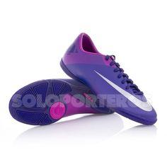 Zapatilla Nike Mercurial Victory II IC Purpura desde $52.43 (39,95€) -44%