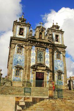 portugal - porto - kerk