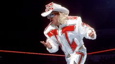 To the surprise of many, WWE has opted to induct Jeff Jarrett into the company's 2018 Hall of Fame class, despite longstanding bad blood. Aj Styles, Road Dogg, Top Villains, Light Up Clothes, Mundo Musical, Men's Wrestling, Kurt Angle, Tv Show Music, Country Music Singers