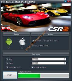 CSR Racing 2 Hack (Android/iOS) download. Download CSR Racing 2 Hack (Android/iOS) full version. CSR Racing 2 Hack (Android/iOS) for iOS, MacOS and Android. Last version of CSR Racing 2 Hack (Android/iOS)