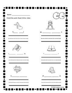Only in First Grade: Word Sort for /er/ Spelled er~ir~ur