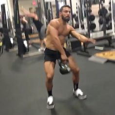 "1,055 Likes, 32 Comments - Eric Leija (@primal.swoledier) on Instagram: ""Some Single Kettlebell #Burpee #Snatches! I did 6 sets of 10 reps to finish my conditioning…"""