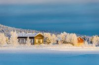 Municipality of Kemijärvi in Finnish Lapland. Barns, Houses, Cabin, House Styles, Outdoor, Home Decor, Homes, Outdoors, Room Decor