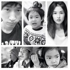 Lee Haru & Her Daddy - Tablo #socute --- #leeharu #tablo #epikhigh #kanghyejung #epikhightablo Kang Hye Jung, Lee Haru, Daddy, Drama, Korean, Kpop, Foods, Outfit, Face