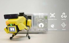Programmable Robot, Robot Kits, Open Source, Cool Gadgets, Mini, Dog, Learning, Business, Building