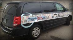 Awesome vehicle graphics done by Speedpro Imaging Erin Mills!