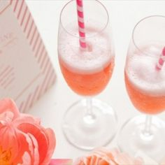 How to Make a DIY Champagne Bar