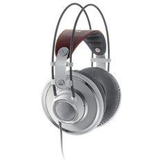 AKG K 701 Bügel-Kopfhörer; Weiß: Amazon.de: Elektronik