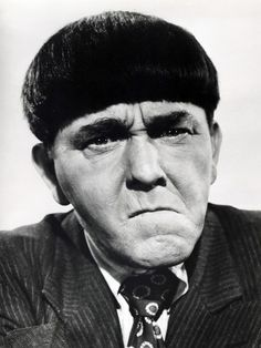 A Tribute to Moe Howard of the Three Stooges