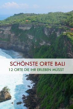 12 Things to do in Bali, Indonesien Places To Travel, Places To See, Travel Destinations, Travel Tips, Ubud, Koh Lanta Thailand, Bali Lombok, Bali Holidays, Bali Travel