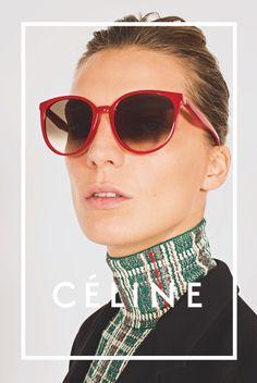 Daria Werbowy, Julia Nobis by Juergen Teller for Céline Spring Summer 2014