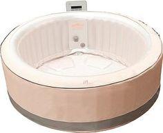 Inflatable hot tub Mspa birkin new model 2015 Ways To Relax, New Model, Birkin, Bassinet, Ireland, Hot Tubs, Furniture, Home Decor, Crib