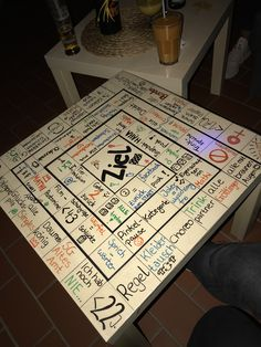 Tisch Trinkspiel