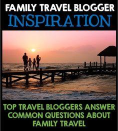 Family Travel Blogger Inspiration – New Series!