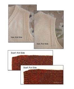Latch-up edge to stop curl for machine knitting