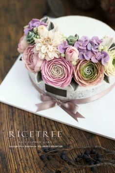 Top 10 Korean Glossy Buttercream Cakes   There is am amazing cake fad out there right now - the glossy korean buttercream cake. The whole cake community is talking about it (& figure it out!)