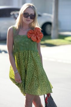 Felted one of a kind green summer sleeveless woman or by GBDesign