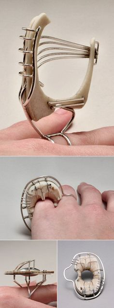 TheCarrotbox.com modern jewellery blog : obsessed with rings // feed your fingers!: February 2014