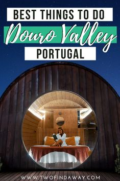 A complete travel guide on the best things to do in the Douro Valley. Learn what to visit in one of Portugal's most stunning regions. Portugal Travel Guide, Europe Travel Guide, France Travel, Visit Portugal, Spain And Portugal, Bucket List Destinations, Travel Destinations, Douro Valley, Travel Inspiration