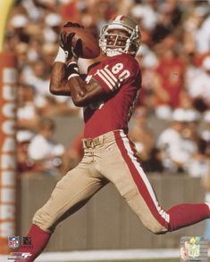 49ers Players, Football Players, Nfl Football, Football Stuff, All Nfl Teams, Nfl Photos, Sports Photos, Nfl 49ers, Jerry Rice