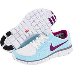 Nike Free shoes. I adore them