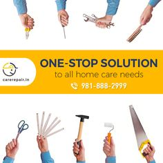We provide you with a comprehensive range of house maintenance solutions from carpentry to plumbing to providing quality carpenter services in Gurgaon 24*7.