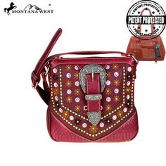 MW445G-8395 Montana West Buckle Concealed Carry Crossbody-Burgundy $47.99 #Womens #MontanaWest #ConcealedCarryPurses #unspokenfashion #fashion #onlineshopping #boutique #stylish #trending #clothing #shoes #handbags #corsets #costumes