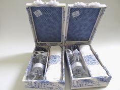 Divina Caixa: kit Lavabo - Presente para Madrinhas de Casamento