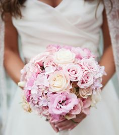 Pretty bridal bouquet....