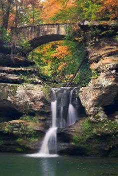 Hocking Hills State Park in Southeastern Ohio