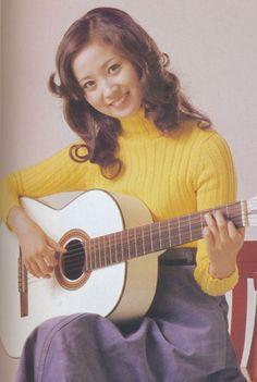 Abe Shizue (あべ静江) 1951-, Japanese Actress