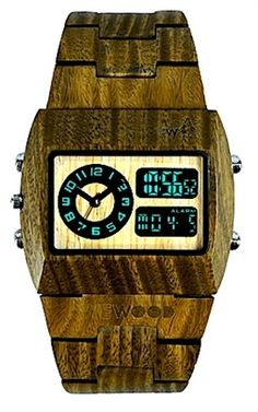 The love affair with wood expands to functional fashion accessories...