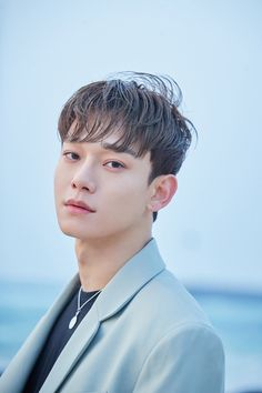 Beautiful Goodbye Romanized Lyrics Chen EXO - April And A Flower Exo Chen, Daejeon, Baekhyun Chanyeol, Kpop Exo, Bias Kpop, Kai, Spirit Fanfic, Luhan And Kris, Kim Joon Myeon
