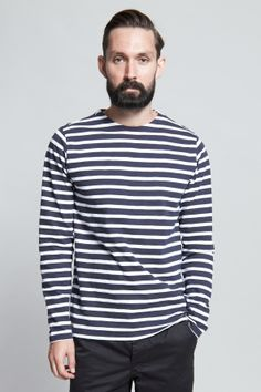 Norse Projects Godtfred Compact Jersey Long Sleeve Tee