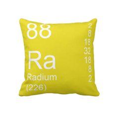 Radium Pillows