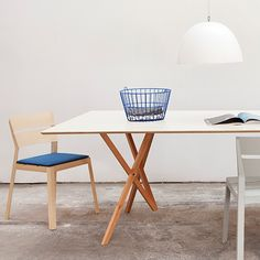 Für große Ideen entworfene Tische