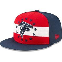 new concept 558c2 f9c9f Atlanta Falcons New Era 2019 NFL Draft Spotlight 9FIFTY Adjustable Snapback  Hat – Red