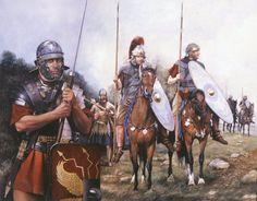 Roman Empire Soldiers