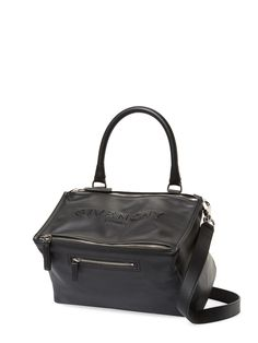 Pandora Medium Leather Satchel from Designer Handbag Shop: Perfect Carryalls on Gilt