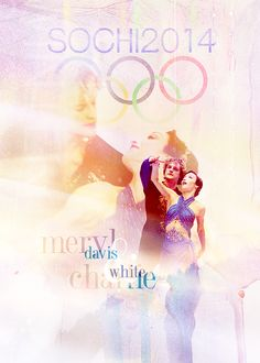 Sochi 2014 ❆ Meryl Davis and Charlie White (USA)